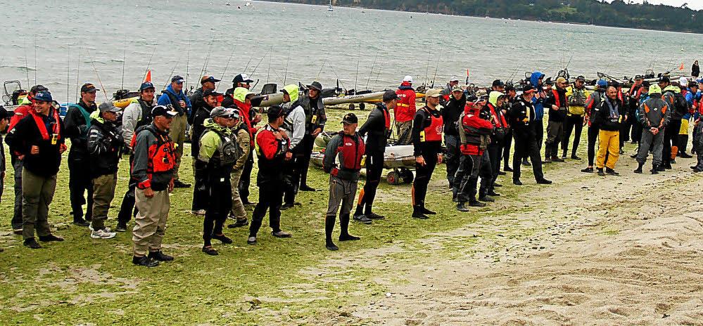 Événement Sea Kayak Fishing - Blog Cloître Imprimeur