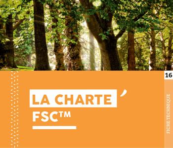 """Fiche technique """"Charte FSC"""" - Cloître Imprimeur"""