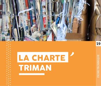"""Fiche technique """"Charte TRIMAN"""" - Cloître Imprimeur"""