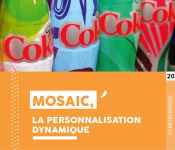 """Fiche technique """"Effet MOSAIC & Personnalisation dynamique"""" - Cloître Imprimeur"""