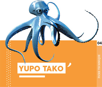 "Fiche technique ""Yupo Tako"" - Cloître Imprimeur"