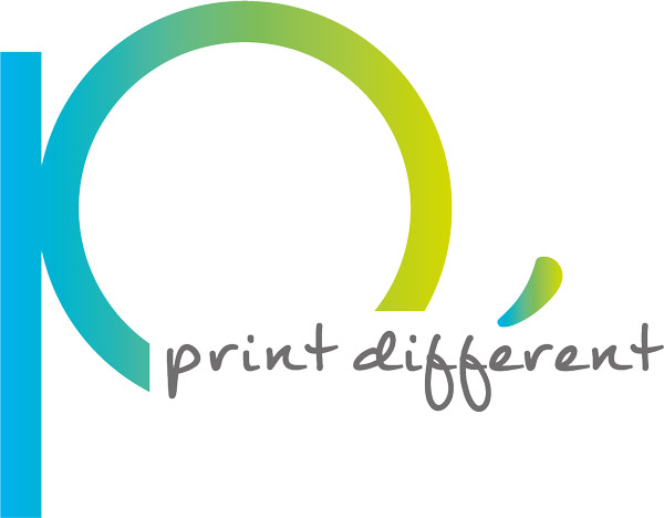 Logo Print Différent - Cloître Imprimeur