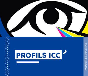 Profils ICC - Cloître Imprimeur