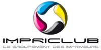 Logo ImpriClub - Cloître Imprimeur